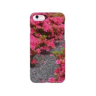 ツツジ azalea DATA_P_118 Smartphone cases