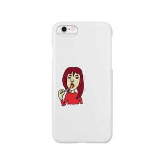 アメなめる女子 Smartphone cases