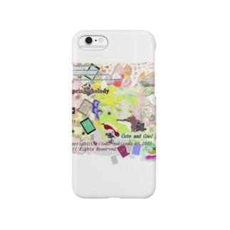 311★月山いつこ作品●雪虎■宝珠 rde2 Smartphone cases