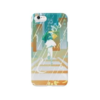 雨中逃走 Smartphone cases