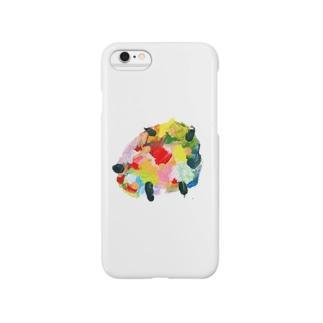 スキな色。 Smartphone cases