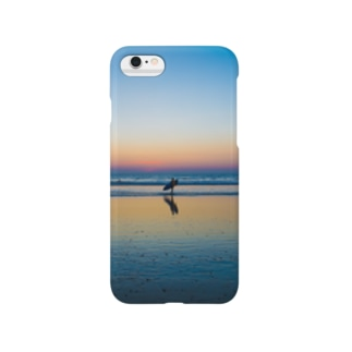 sea sunset Smartphone cases
