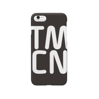 TMCNロゴ(デカ) Smartphone cases