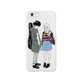 街でみかけたかわいい子たち Smartphone cases
