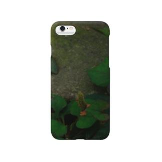 どくだみ DATA_P_122 Smartphone cases