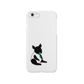 社蓄ばく Smartphone cases