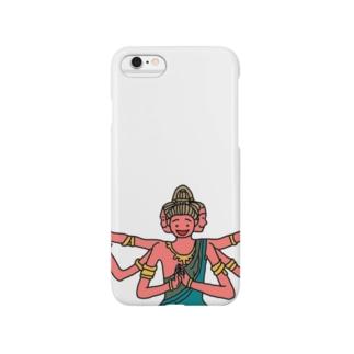 阿修羅 Smartphone cases