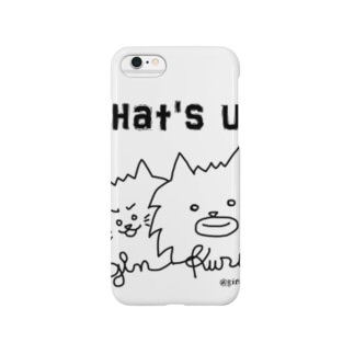 @ginkuro_mam【What's up?】 Smartphone cases