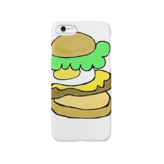 burgerburger Smartphone cases