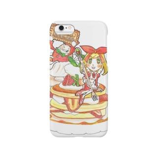 EAT ME♡ スマートフォンケース