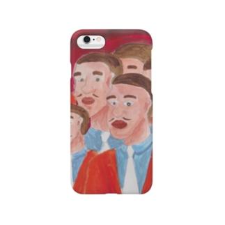 ボイスマン Smartphone cases