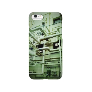 迷路配管 Smartphone cases