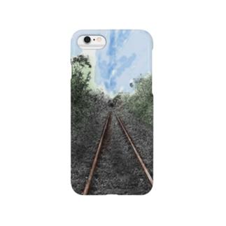 鉄道と田舎 Smartphone cases