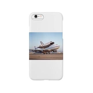 ジャンボ&スペースシャトル Smartphone cases