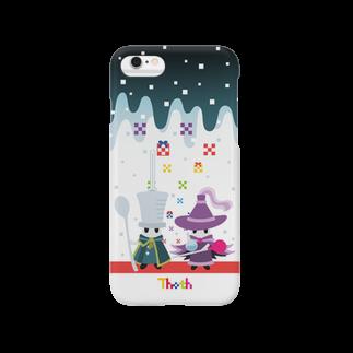 トト館の魔術師のギフト Smartphone cases