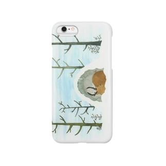 冬鹿 Smartphone cases