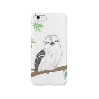 ワライカワセミ Smartphone cases