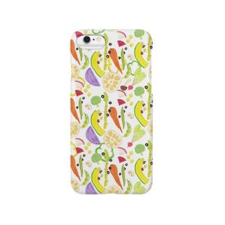 oyasaiスマホケース Smartphone cases