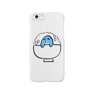 ぺんぎんごはん Smartphone cases