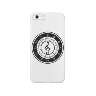 Circle_of_5th Smartphone cases