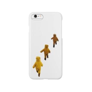あるいてくるくま Smartphone cases
