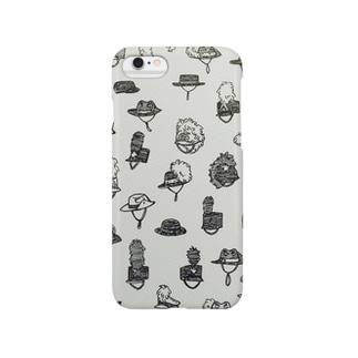 マーチングハット Smartphone cases