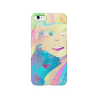 リナリアちゃん Smartphone cases