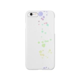 pastel bubble Smartphone cases