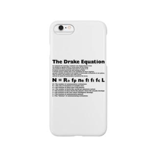 Drake_Equation Smartphone cases