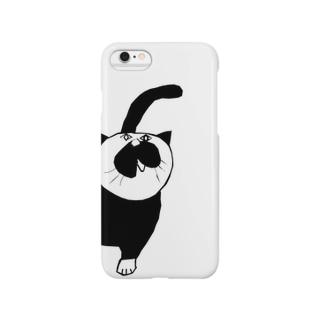 にゃお Smartphone cases