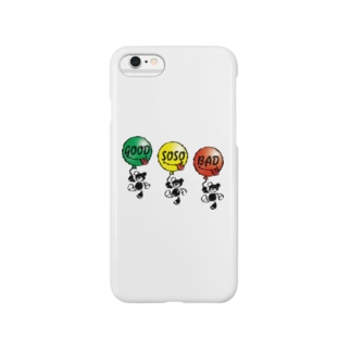 Signal balloon bear. Smartphone cases