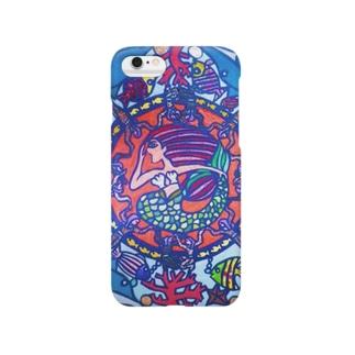 マーメイド Smartphone cases