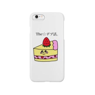 The☆デブ活。 Smartphone cases