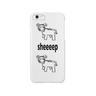 sheeeep Smartphone cases