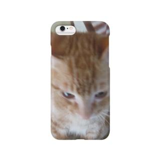 おでこ りん Smartphone cases