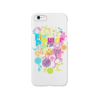 Flower_Power Smartphone cases