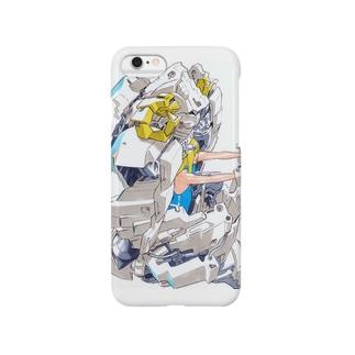 ひつじ☆ Smartphone cases