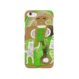 おえかき隊 Smartphone cases