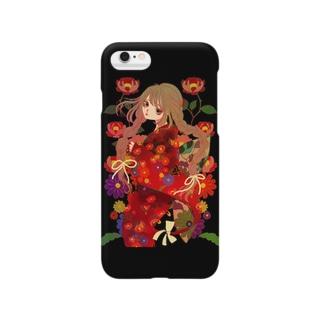振袖乙女 Smartphone cases