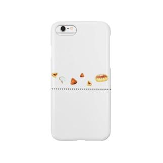 taart❤︎chocolate Smartphone cases