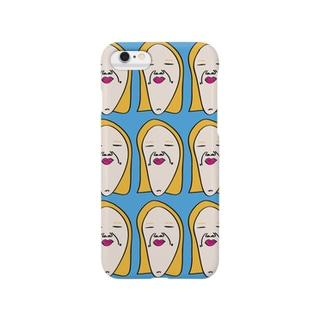 さわ子ちゃん Smartphone cases