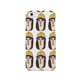 むつ子ちゃん Smartphone cases