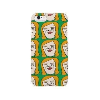 まつ子ちゃん Smartphone cases