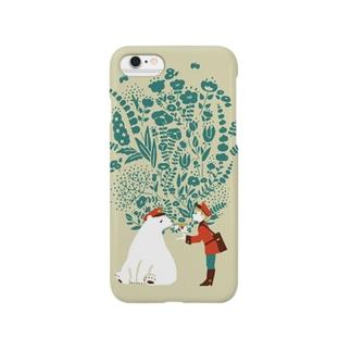 郵便屋さん Smartphone cases