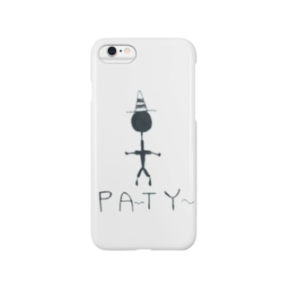 Pa~ty~ Smartphone cases