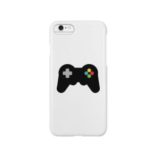 GameController black Smartphone cases