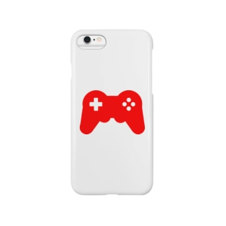 GameController red Smartphone cases