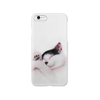 にゃん太 Smartphone cases