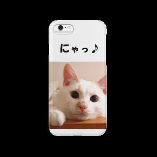 sparkleのにゃっ♪スマフォ Smartphone cases