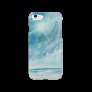 ☆ファイター☆のそら Smartphone cases